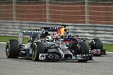 Formel 1 - Sachertorte als Friedensangebot: Red Bull vs. Mercedes: Lauda, �bernehmen Sie
