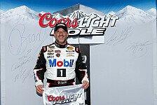 NASCAR - Keselowski erneut Zweiter: Texas-Pole geht an Stewart