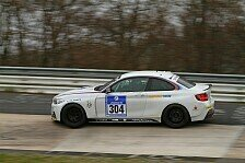 NLS - BMW M235i Racing: Jetzt geht's um Punkte