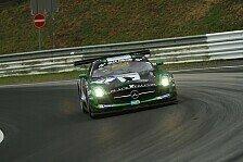 24 h N�rburgring - Premiere im GT3-Fl�gelt�rer