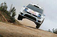 WRC - Der vierte Streich: Sebastien Ogier gewinnt die Rallye Portugal