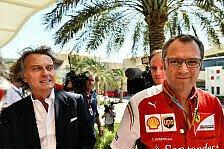Formel 1 - Mattiacci wird neuer Teamchef: Offiziell: Domenicali tritt zur�ck