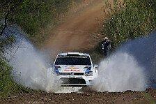 WRC - VW an der Spitze: Ogier gewinnt Superspecial