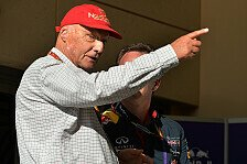 Formel 1 - Hundert Probleme: Lauda: Die �berkontrolle muss gestoppt werden