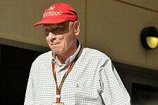 Formel 1 - Ich habe Prost gehasst: Lauda: Man muss in der F1 ein Bastard sein