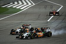 Formel 1 - Renault bibbert vor China: Mercedes-Power: Wachabl�sung der Elite?