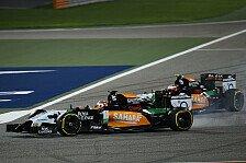 Formel 1 - Durststrecke �berwunden: Perez gelingt Comeback auf dem Podium
