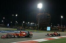 Formel 1 - Gegner in einer anderen Liga: Ferrari: Chancenlos unter Montezemolos Augen