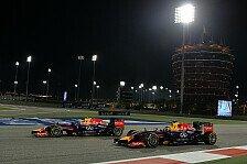 Formel 1 - Es gibt ja auch unglaubliche Tourenwagenrennen: Jacques Villeneuve