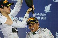 Formel 1 - Wie kann man die Spannungen minimieren?: Mercedes-Duell im Spotlight von Singapur