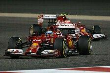 Formel 1 - Fernando ist nur schwer zu schlagen: Massa: Alonso ist besser als R�ikk�nen