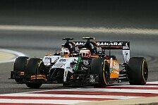 Formel 1 - Raus aus dem Mittelma�: Force India Vorschau: Singapur GP