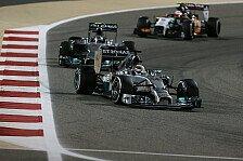 Formel 1 - 2012 versus 1988: Mercedes-Dominanz: Zuschauer-Killer oder nicht?