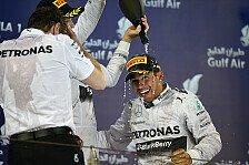 Formel 1 - Wir f�rchten eher Red Bull: Mercedes: Ferrari 2015 nicht auf der Rechnung
