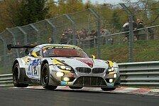 24 h N�rburgring - Jede Runde eine Herausforderung: Maxime Martin
