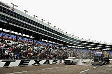 NASCAR - Rennabsage wegen starker Regenschauer: Update 4: Texas-Rennen auf Montag verschoben