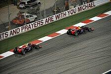 Formel 1 - F�hle mich noch nicht so wohl: Vettel: W�rden gern grenzenlos PS zupacken