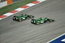 Formel 1 - Auf die St�rken bauen: Caterham Vorschau: China GP