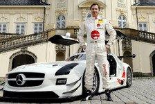 ADAC GT Masters - Comeback nach Auszeit: Frentzen: R�ckkehr im Mercedes-Fl�gelt�rer