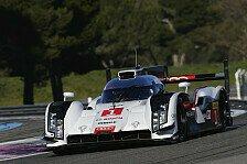 24 h von Le Mans - Abstimmung in diesem Jahr noch komplexer : Audi bereit f�r offiziellen Testtag in Le Mans