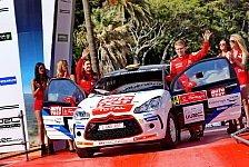 WRC - 18 Punkte f�r das Meisterschaftskonto: Riedemann: Saisonauftakt nach Ma�