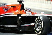 Formel 1 - Haben eine Menge gelernt: Max Chilton: Perfekte Testbedingungen