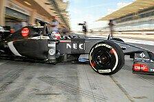 Formel 1 - Schmerzhaftes Abenteuer: Sirotkin: Kuriose Schuh-Geschichte in Bahrain