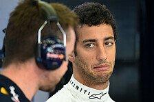 Formel 1 - Renault erwartet Steigerung: Lotus-Probleme: Ricciardo wundert sich