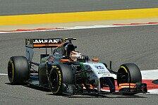 Formel 1 - Wir d�rfen nicht abheben: Force India Vorschau: China GP