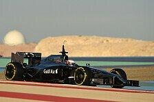Formel 1 - Doppelausfall kein Beinbruch: McLaren auf Mercedes-Jagd