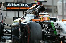 Formel 1 - Das Podest muss wiederholt werden: Vijay Mallya: Der Saisonstart ist ein Traum