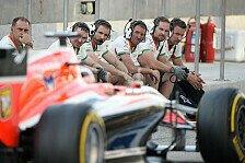 Formel 1 - Gro�es Update-Paket mit Nasen-OP: Marussia Vorschau: Spanien GP