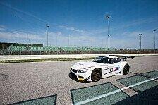 Blancpain GT Serien - Letzter Test in Misano: Zanardi ehrlich: Ich bin der schw�chste Teil