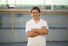 Blancpain GT Serien - Es kann losgehen: Alex Zanardi: Start in ein neues Abenteuer