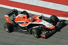 Formel 1 - Finanzen in Ordnung: Marussia plant keine Namens�nderung
