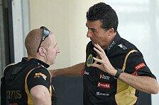 Formel 1 - Ein Momentum aufbauen: Federico Gastaldi: Werden wieder erfolgreich sein