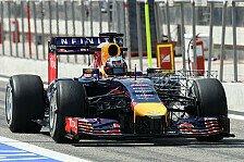 Formel 1 - Bilder: Bahrain III - Mittwoch