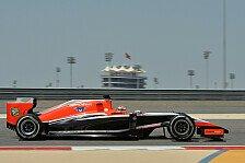 Formel 1 - Niemals ohne Trinkflasche: Jules Bianchi: Der beste Tag des Jahres