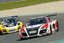 ADAC GT Masters - Porsche, Corvette & Audi mit Bestzeiten: Erfolgreiche Generalprobe in Oschersleben