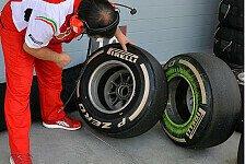Formel 1 - Bilderserie: China GP - Die Reifen in Shanghai