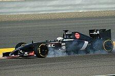 Formel 1 - Es muss nach vorne gehen: Sauber Vorschau: China GP