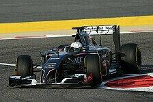 Formel 1 - Kein Vergleich: Van der Garde: Antwort auf Villeneuve-Vorwurf