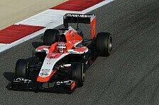 Formel 1 - Hohe Erwartungen: Marussia Vorschau: China GP