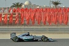 Formel 1 - Mercedes und der Rest der Welt: Bahrain-Testfahrten: Team f�r Team