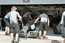 Formel 1 - Nichts Neues gelernt: Hamilton: Das war kein Testtag
