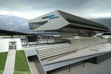 Formel 1 - Br�cke zwischen Motorsport und Technik : Red Bull Ring: Neues Wahrzeichen in Spielberg