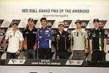 MotoGP - MotoGP-Kollegen zollen Edwards Respekt