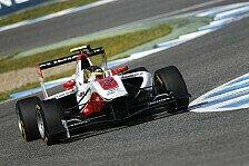 GP3 - Endlich wieder im Auto!