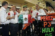 Formel 1 - Regeln sind Regeln: Mallya sauer: Motoren-Kritik unangebracht