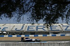 GP3 - Abschluss der Testfahrten: Jerez, Tag 2: Eriksson an der Spitze